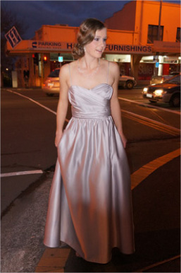 Debby Dodd bridal gown shops Auckland