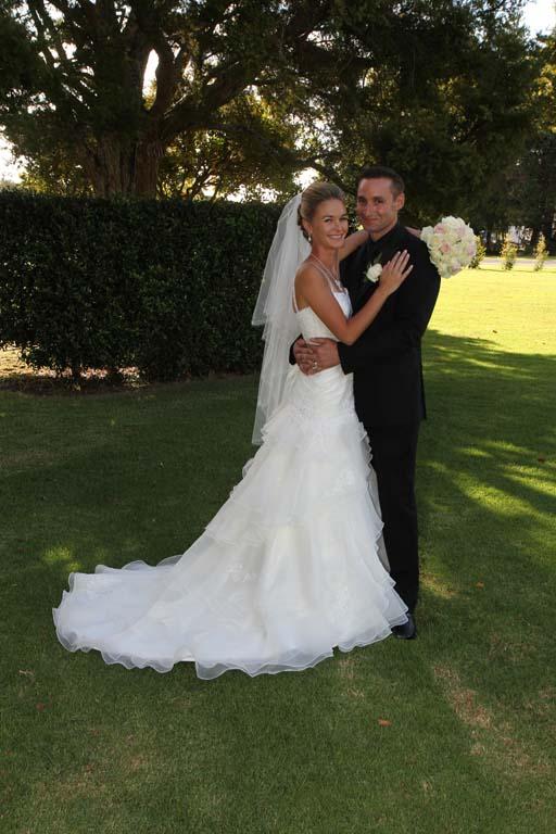 Kimberly Stewart bridal gowns
