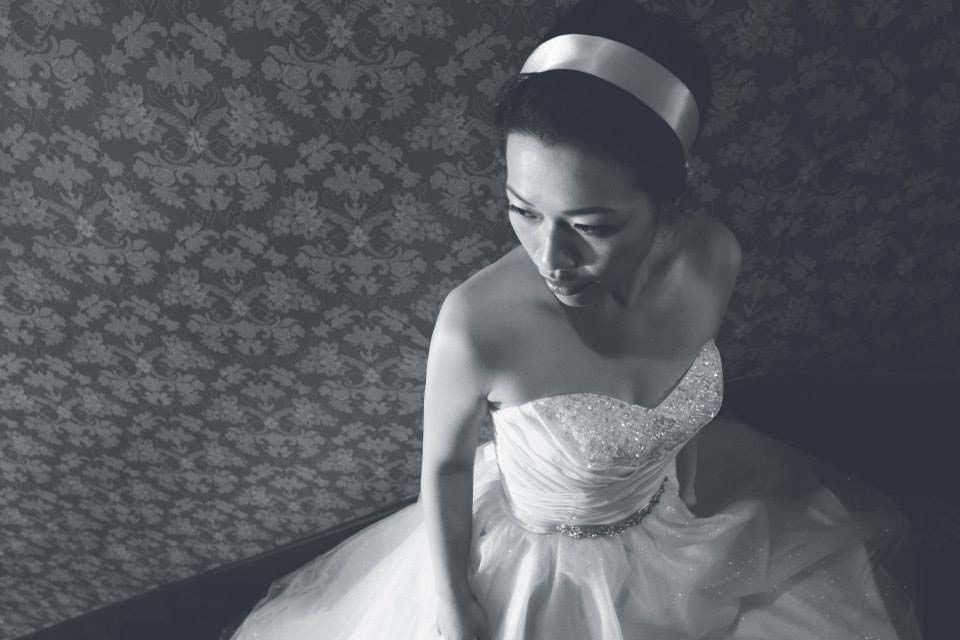 Ee Ling bridal gowns Auckland