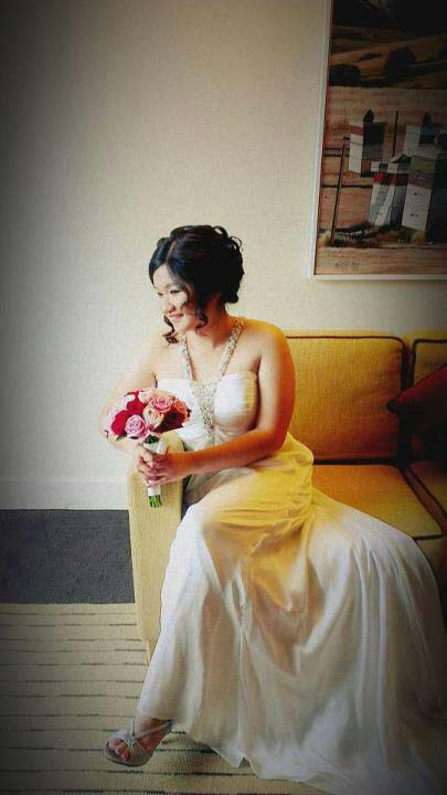 Sabrina Wei Seen Tan Wedding dresses Auckland