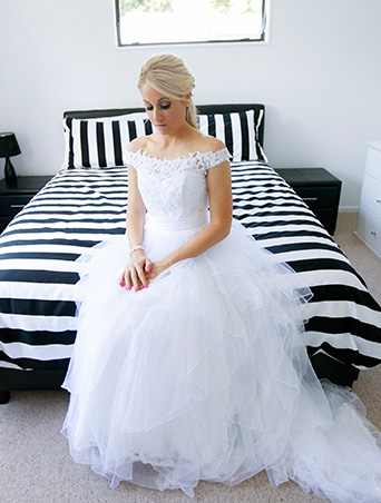 Kelly Dingle bridal gowns