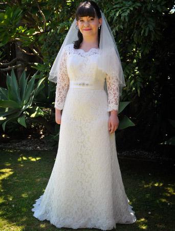 Katherine Brewer bridal shops Auckland