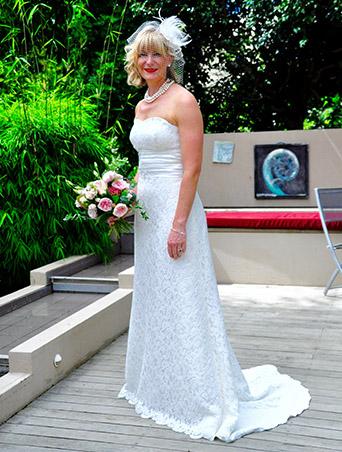Helen Jones bridal shops Auckland