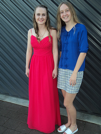 Jo Jackson - ballgowns Auckland